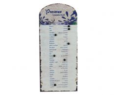 Lista de cumparaturi Lavanda