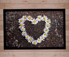 Covoras Flower Heart