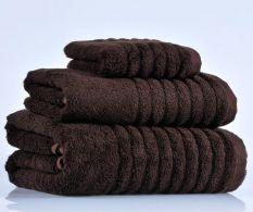 Prosop Bamboo Wella 50*90 cm Chocolate