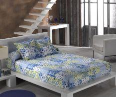 Set de pat Aina Azur 250x270cm