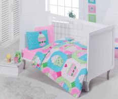Dječja posteljina Muffin