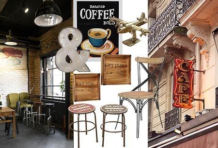 Cafeneaua din centru