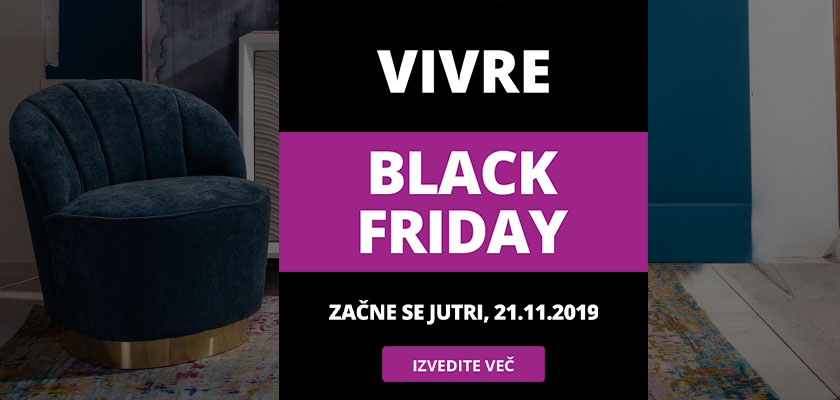 Vivre Black Friday