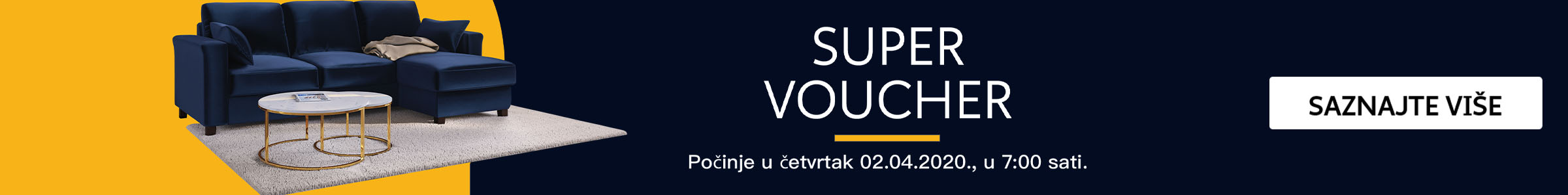 Super Voucher - Furniture