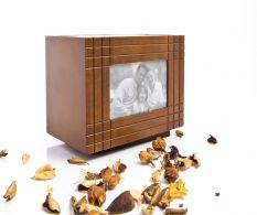 Album foto Family din lemn pentru 96 de fotografii