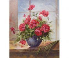Tablou Red Flowers