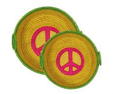 Set 2 cosuri Peace