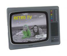 Rama foto TV glass