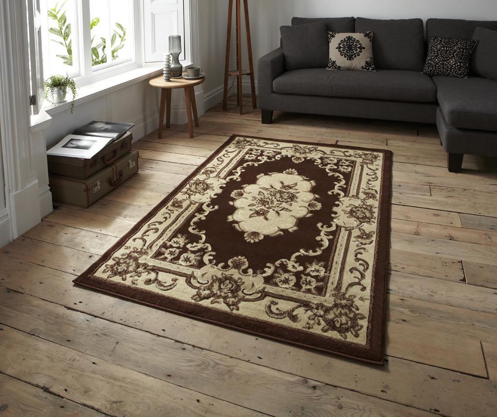 Marrakesh Brown Szőnyeg 120x170 cm