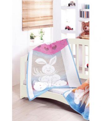 Lezárult akció Bunny Takaró gyerekeknek 423814a35d