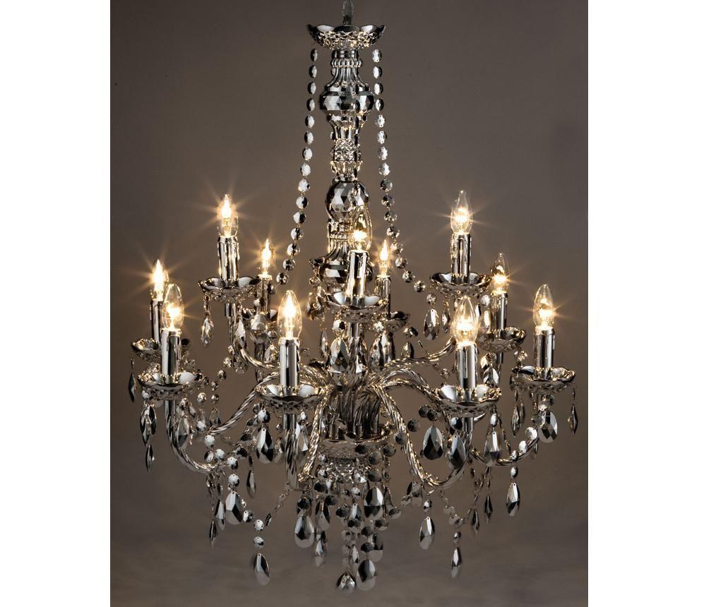 Luster Jewel Big Silver