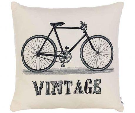 Poszewka na poduszkę Vintage Bike 43x43 cm