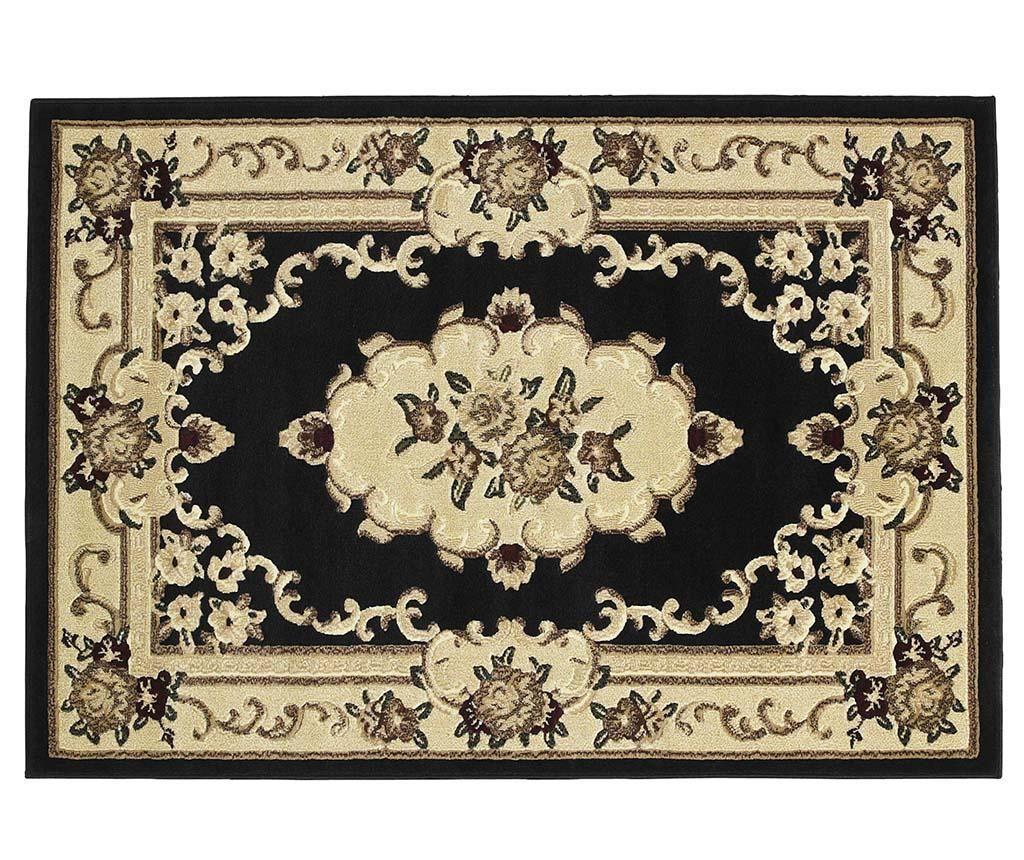 Covor Marrakesh Black 120x170 cm