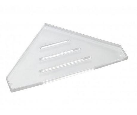 Suport plastic pentru etajera colt Turbo Loc