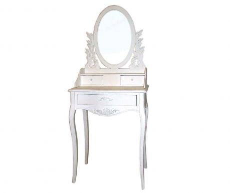 Toaletni stolić Meridian Round