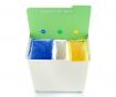Кош за отпадъци за разделно събиране Ecobox Green 60 L