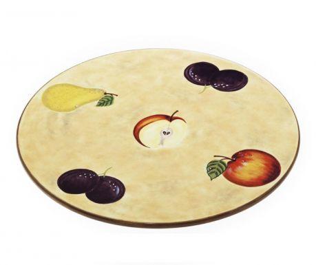 Toscana Round Tortás tál