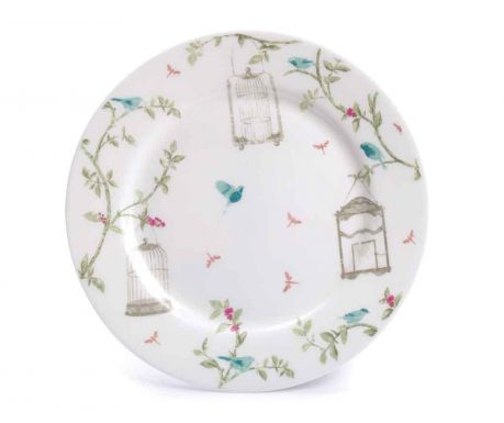 Birdcage Walk Desszertes tányér