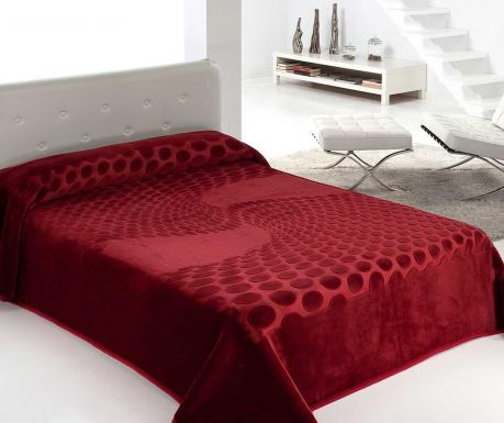 Κουβέρτα Serena Granate 170x240 cm