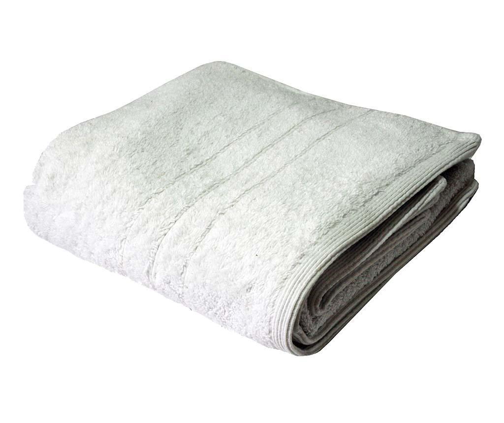 Kopalniška brisača Omega White 30x50 cm