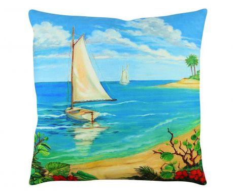 Okrasna blazina Love the Sea 43x43 cm