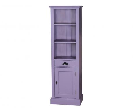 Regal za knjige Tall Tower Purple