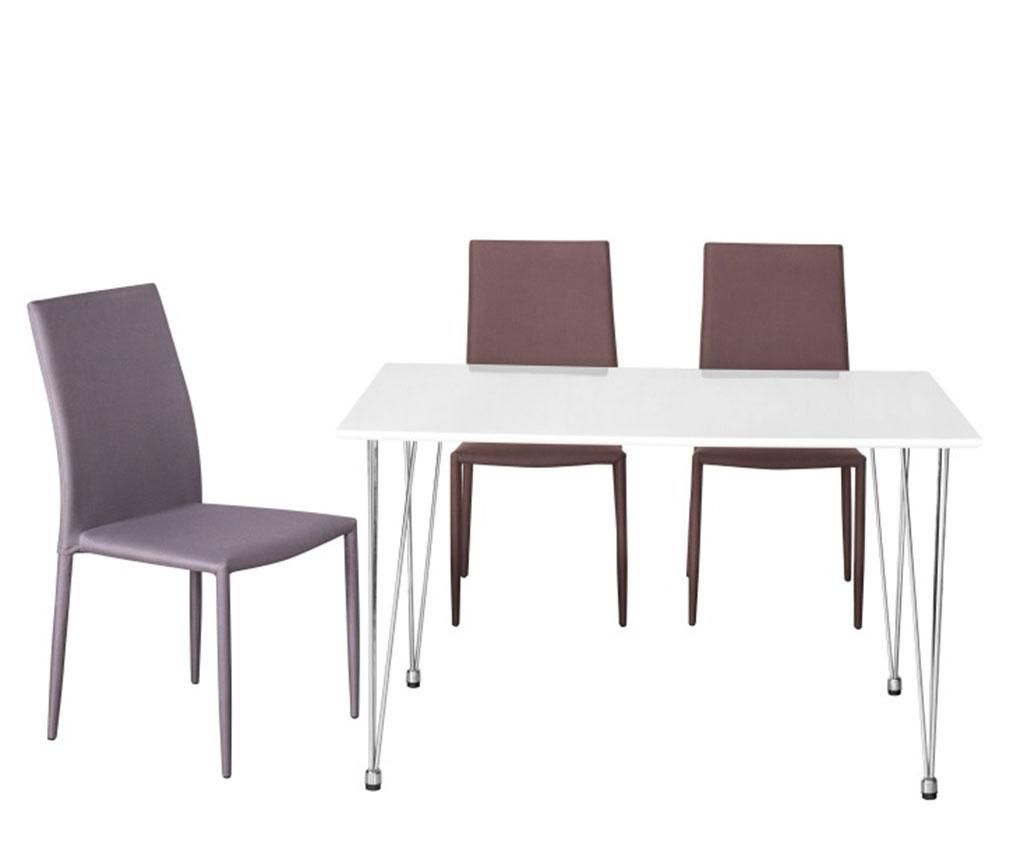 Oswald White Asztal