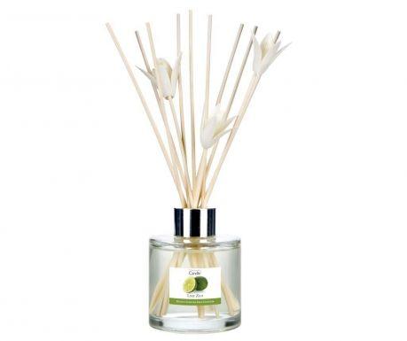 Difuzer s eteričnim uljima i štapići Elegance Lime Zest 100 ml