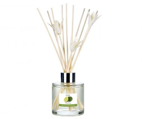 Difuzor cu uleiuri esentiale si betisoare Elegance Lime Zest 100 ml
