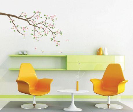 Naklejka Cherry Blossom Tree