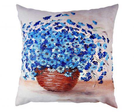 Dekorační polštář Bouquet Painting 43x43 cm