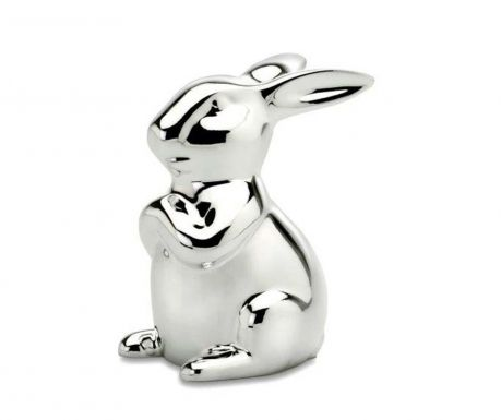 Decoratiune Folded Arms Rabbit