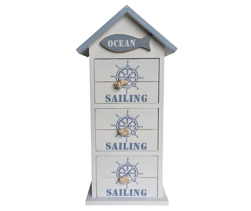 Ocean Sailing Doboz