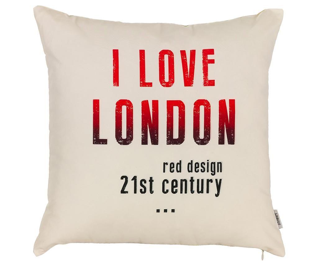 Jastučnica 21st Century London 43x43cm