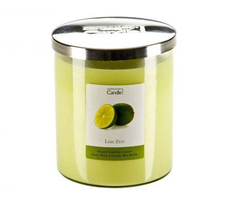Dišeča sveča Warmth Lime Zest L