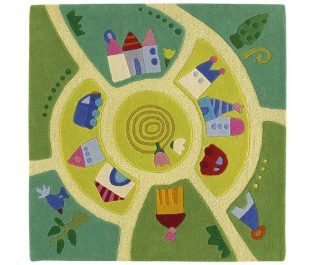 Covor Play World 140x140 cm