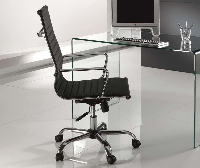 Kancelářská židle Task Black