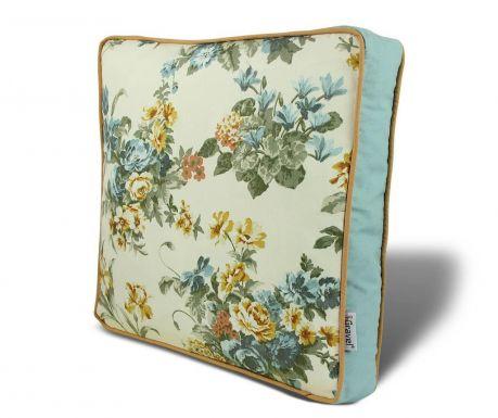 Poduszka na siedzisko Vintage Bouquet 42x42 cm