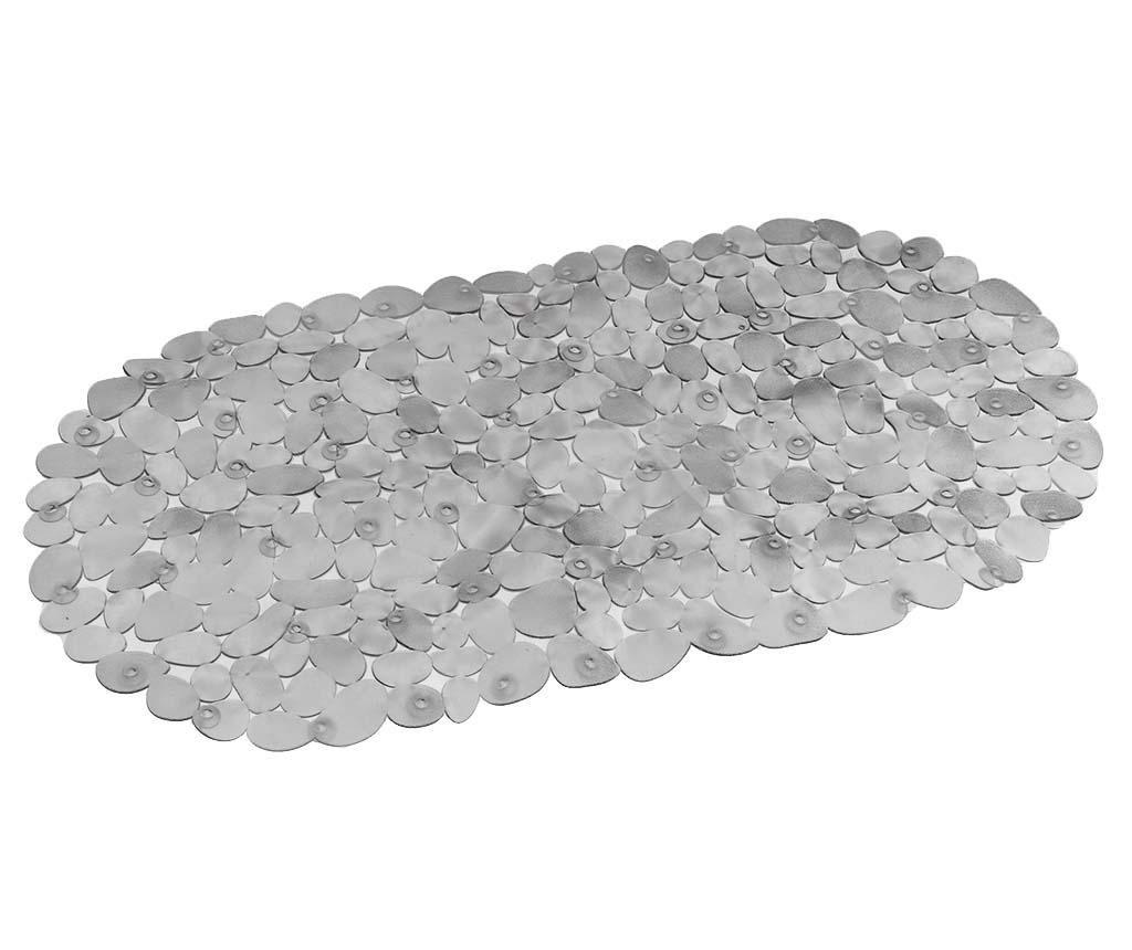 Stone Clear Fürdőszobai szőnyeg 34x67 cm