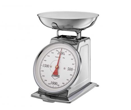 Kitchen scale Silver