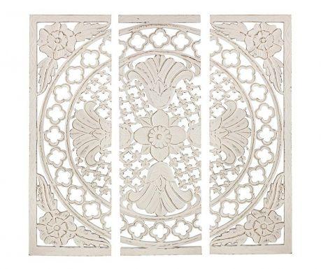 Motifs 3 darab Fali dekoráció