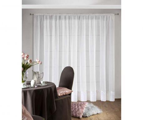 Záclona Kornelia Swirl 250x350 cm