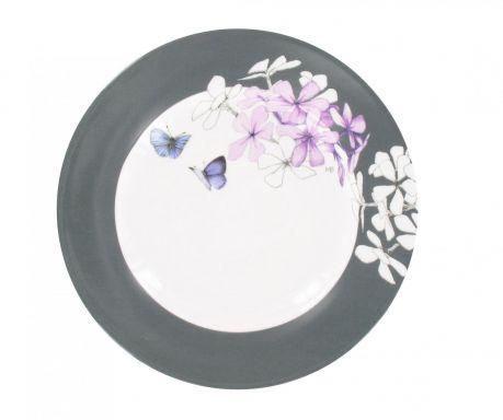 Tanjur za desert Violette Grey