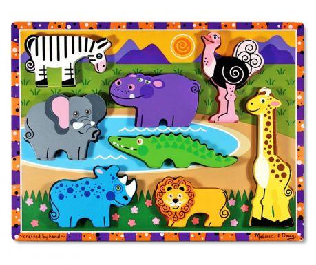 Igra tipa slagalice 9 dijelova Safari