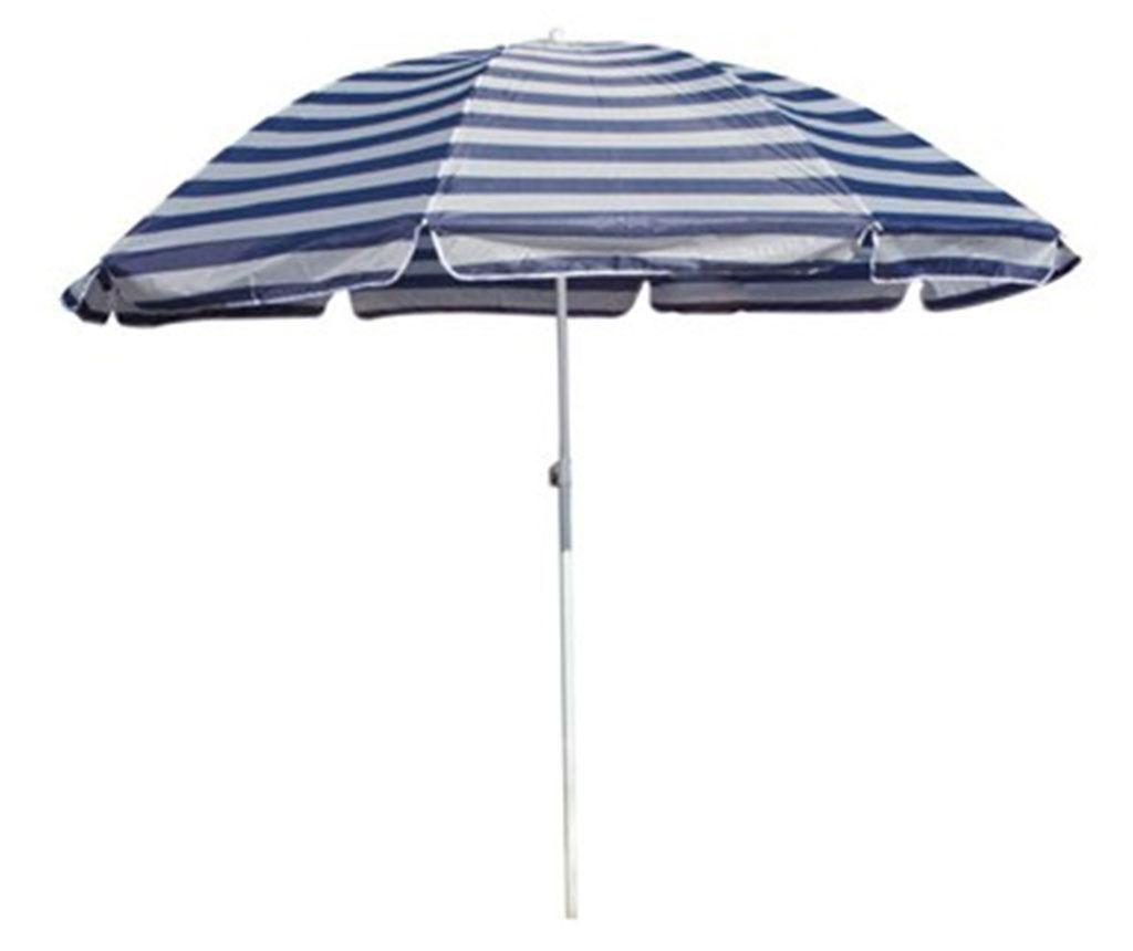 Umbrela de plaja Beach Stripes Blue