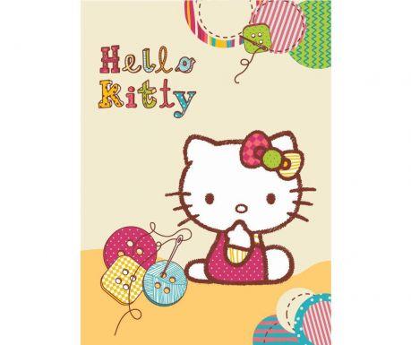 Lezárult akció Hello Kitty Takaró 80x110 cm 76d3057855