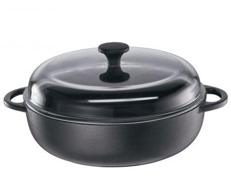 Kastrol s poklicí Provence Black 3.25 L
