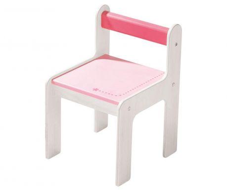 Scaunel pentru copii Dots Pink