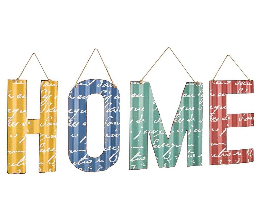 Home 4 db Fali dekoráció