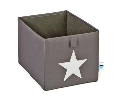 Cutie pentru depozitare Shine Rectangular Grey White
